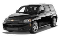 2009 Chevrolet HHR FWD 4-door SS Angular Front Exterior View