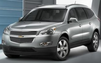 Owner's Review: 2009 Chevrolet Traverse
