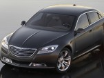 2009 Chrysler 200C concept car