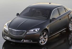 2009 Chrysler 200C concept car