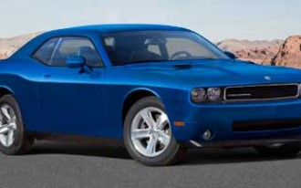 No Convertible for Dodge Challenger