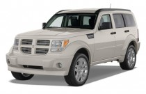 2009 Dodge Nitro 4WD 4-door R/T Angular Front Exterior View