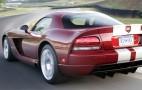 Dodge Viper business turned over to Fiat