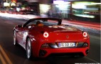 Ferrari California Crashed On The Streets Of Sofia, Bulgaria