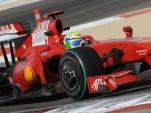 2009 Ferrari F1 race car