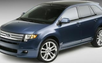 2011 Ford Explorer Won't Replace Ford Edge