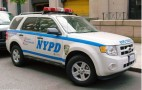 Ford Hybrids: Tough Enough To Be Police Cars in New York City