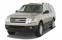 2009 Ford Expedition 2WD 4-door XLT Angular Front Exterior View