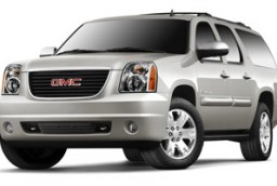 2010 chevrolet suburban vs 2009 gmc yukon xl the car connection. Black Bedroom Furniture Sets. Home Design Ideas