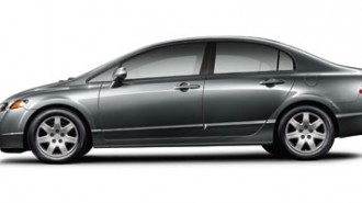 2009 Honda Civic Sdn LX