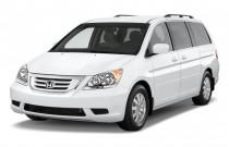 2009 Honda Odyssey 4-door Wagon EX Angular Front Exterior View