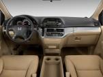 2009 Honda Odyssey 4-door Wagon EX Dashboard