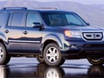 2009 Honda Pilot takes flight