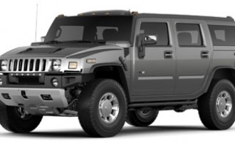Tough-Lux: 2009 Hummer H2 And 2009 Range Rover Among Most Expensive To Insure
