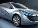 2009 Hyundai Blue-Will plug-in concept
