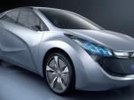 2009 Hyundai HND-4 plug-in hybrid concept