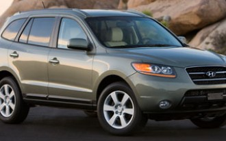 The 2009 Hyundai Santa Fe SUV - A True SUV Bargain