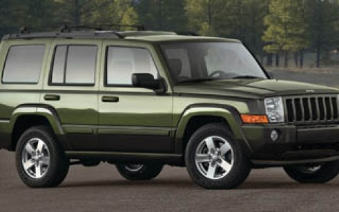 2009 jeep commander vs honda pilot ford explorer nissan. Black Bedroom Furniture Sets. Home Design Ideas