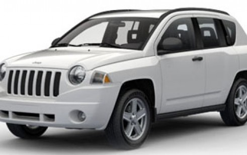 2009 jeep compass vs ford escape honda cr v hyundai for Jeep compass vs honda crv