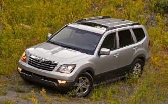 2009 Kia Borrego Gets Five Stars