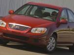 2009 Kia Spectra LX