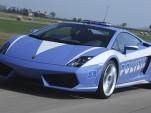 2009 Lamborghini Gallardo LP560/4 Polizia