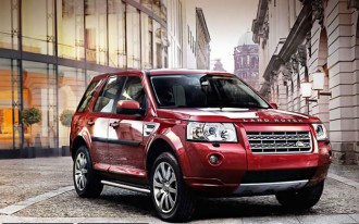 Driven: 2009 Land Rover LR2