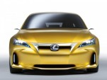 Lexus Releases More Details On The LF-Ch Hybrid Concept