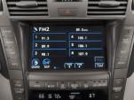 2009 Lexus LS 460 4-door Sedan LWB AWD Audio System