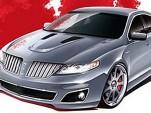 2009 Lincoln MKS by RKSport