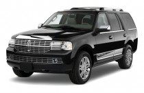 2009 Lincoln Navigator 2WD 4-door Angular Front Exterior View