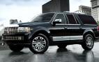 Lincoln updates Navigator SUV for 2009