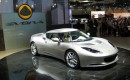 London Motor Show: 2009 Lotus Evora