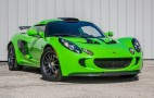 Lotus Exige once owned by Jerry Seinfeld sells for $90,400