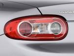 2009 Mazda MX-5 Miata 2-door Convertible PRHT Man Grand Touring Tail Light
