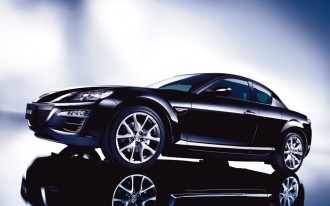 The 2009 Mazda RX-8 Is Nigh