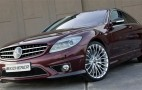 Kicherer launches new kit for the Mercedes Benz CL65 AMG