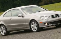Used Mercedes-Benz CLK Class