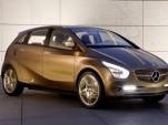 2009 Mercedes-Benz E-Cell Plus concept car