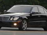 2009 Mercedes-Benz E Class Luxury 3.5L 4MATIC AWD