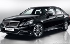 Mercedes-Benz unveils E-Guard armored E-Class