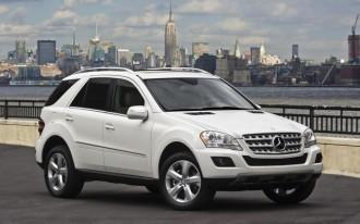 '09 Benz BlueTEC Vehicles Get Big Tax Credits