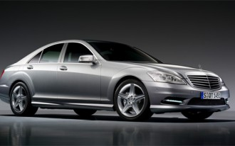 Mercedes-Benz Offers AMG Sports Pack For S-Class, CL-Class
