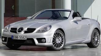 2009 Mercedes Benz SLK Class 3.0L