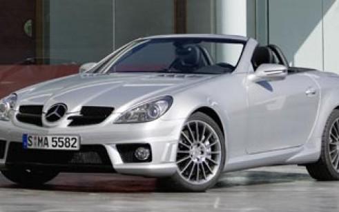 Compare Mercedes Slk And Porsche Boxster