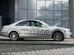 2009 Mercedes-Benz Vision S500 Plug-In Hybrid Concept