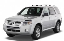 2009 Mercury Mariner FWD 4-door V6 Angular Front Exterior View