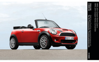 MINI John Cooper Works Convertible To Bow At Geneva Motor Show