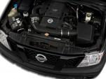 2009 Nissan Frontier 4WD Crew Cab SWB Auto PRO-4X Engine