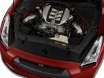 2009 Nissan GT-R 2-door Coupe Engine